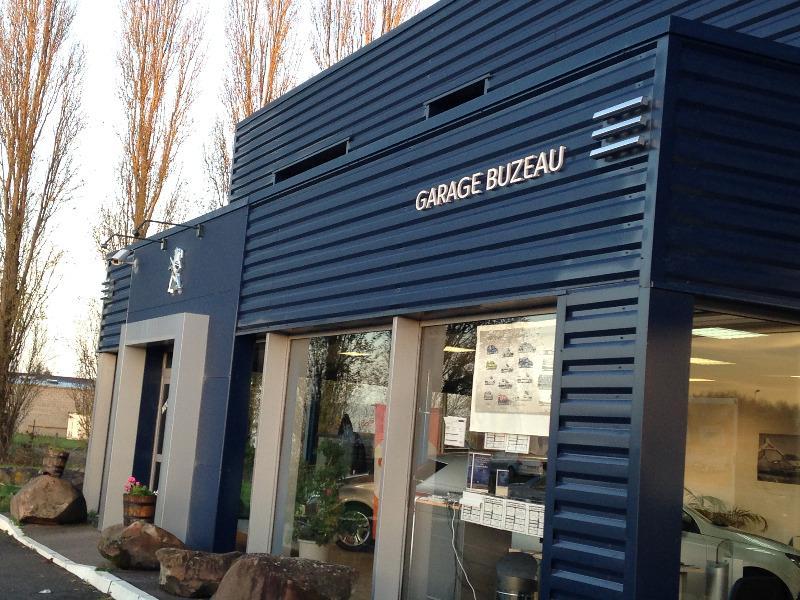 Garage buzeau anet garage carrosserie peugeot dreux for Location garage dreux